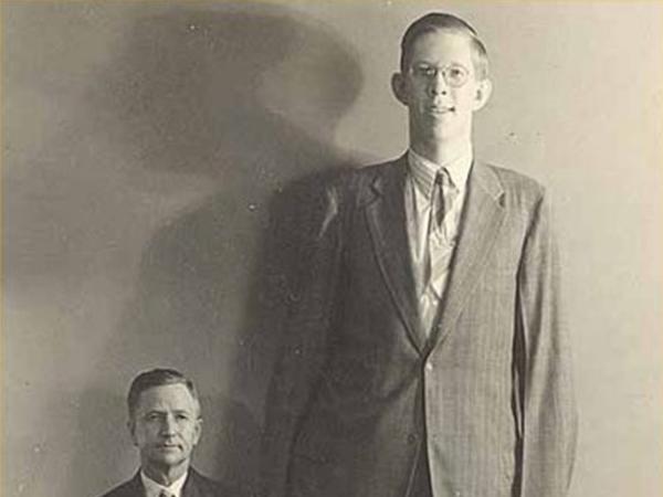 Langste mannen ter wereld ooit (de top 10)