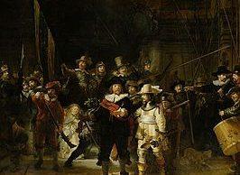 Rembrandt - De Nachtwacht