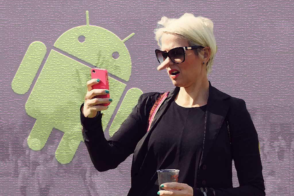Android-gebruiker is eerlijker dan iPhone gebruiker