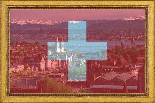 Beste stad om in te wonen ter wereld is Zurich (Top 100)