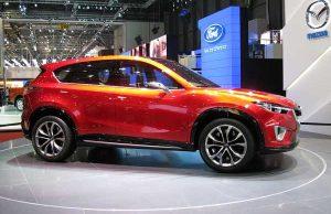 Meest waardevaste auto 2016 is de Mazda CX-5
