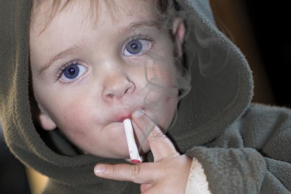 Sleutelkinderen roken en drinken meer