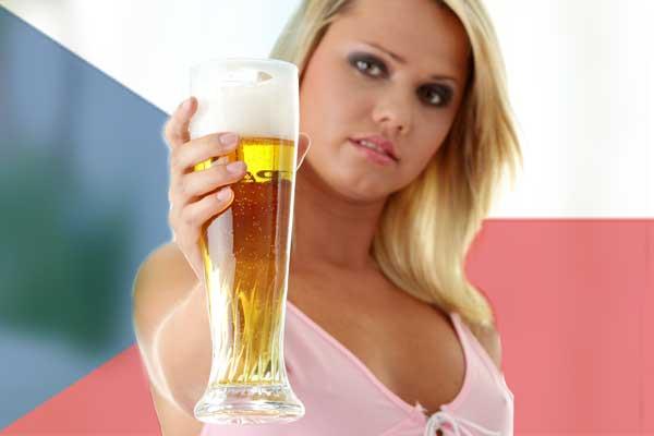 Grootste bierdrinkers ter wereld zijn de Tsjechen met ruim 140 liter per jaar!