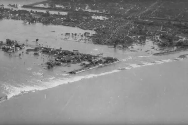 Grootste natuurramp sinds 1900 is de overstroming in China (top 10)