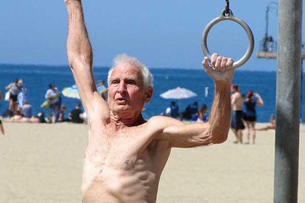 Meer spieren betekent meer denkkracht zegt de Universiteit van Sydney