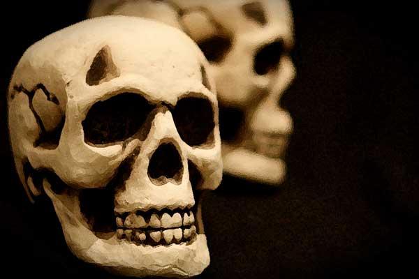 Denken over de dood zorgt voor betere prestaties