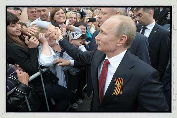 Machtigste persoon 2016 volgens Forbes is Vladimir Putin (top 74)