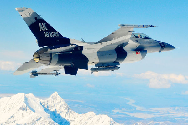 Sterkste luchtmacht ter wereld heeft de VS (Top 10)