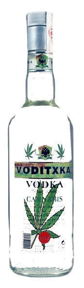 Vodka Voditxka Cannabis