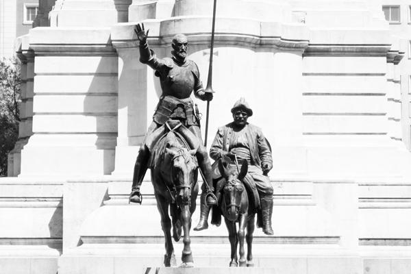 Best verkochte boek ter wereld is Don Quichot van Cervantes (top 10)