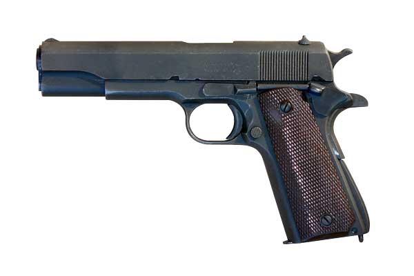 Bekendste maffiawapen is de Thompson 1928 (de top 5)