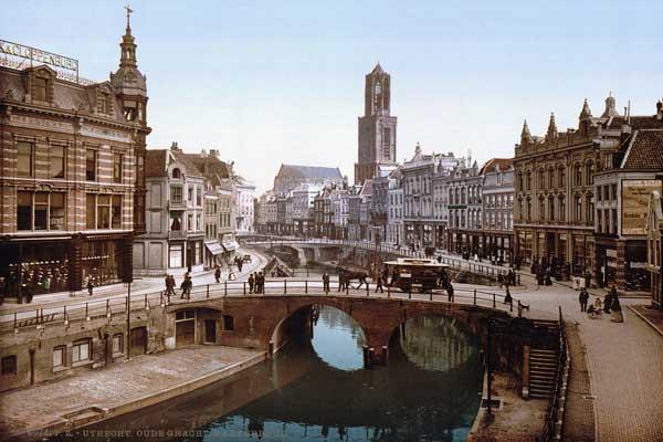 Mooiste grachten van Nederland zijn te vinden in Utrecht (top 10)