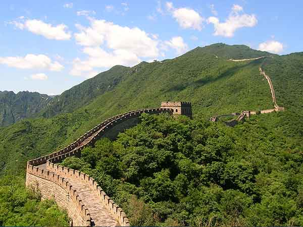 Bekendste muren ter wereld: top 10 met De Chinese Muur op één