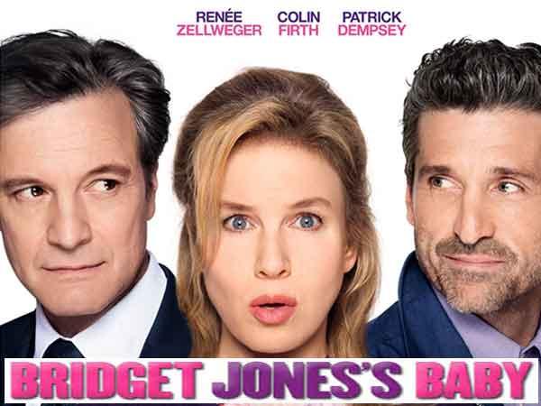 Best bezochte film Nederland 2016 is Bridget Jones's Baby (top 20)