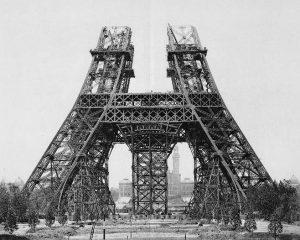 Bouw van de Eiffeltoren