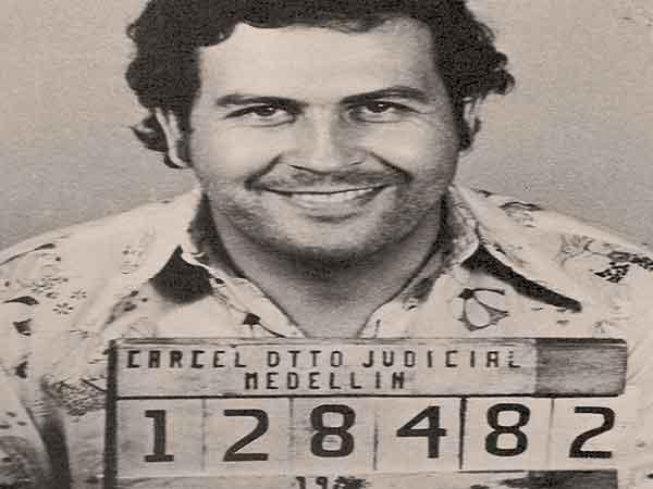Grootste criminelen ter wereld, top 10 met Pablo Escobar op één