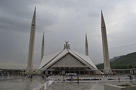 Faisal-moskee, Islamabad, Pakistan