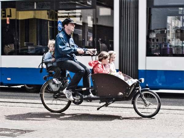 Kopenhagen is de fietsvriendelijkste stad in de wereld