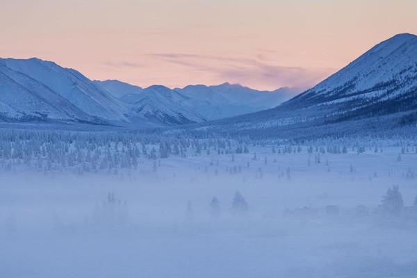 Wat zijn de koudste plekken op aarde? Een top vijf…