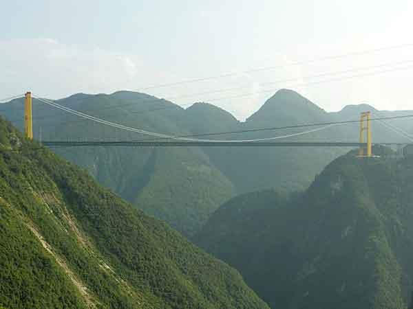 Hoogste en langste bruggen ter wereld