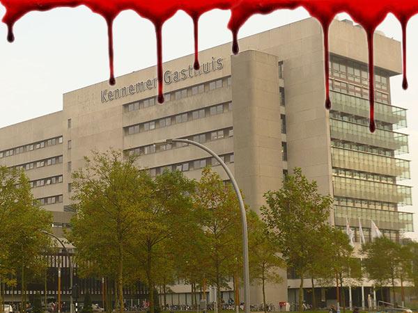 Het Kennemer Gasthuis in Haarlem is het beste ziekenhuis van Nederland