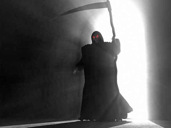 Atheïsten niet bang voor de dood