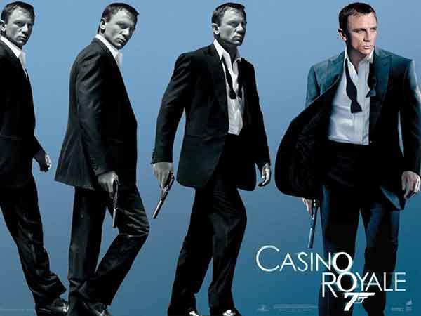 Beste James Bond Film aller tijden is Casino Royale –  De top 25