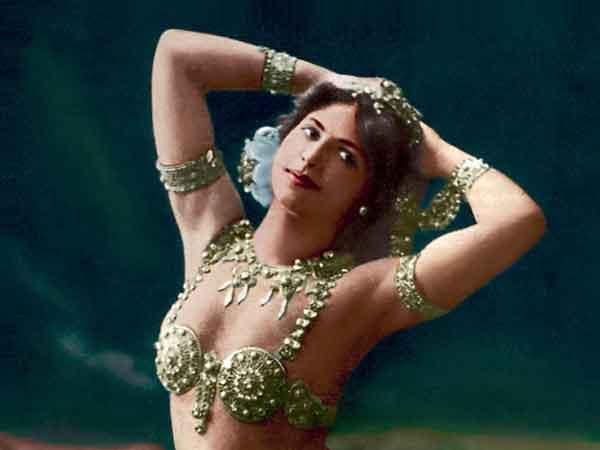 Beroemdste spionnen ter wereld –  De top 10 op video met Mata Hari op één!