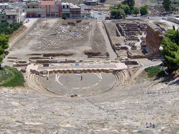 Oudste steden van Europa: Argos – top 10 oudste steden