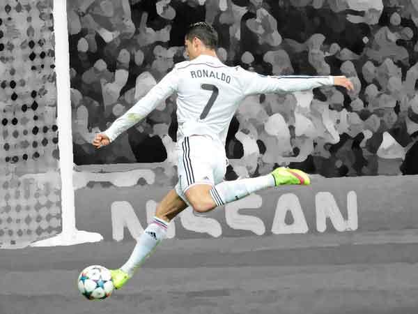 De bekendste sporter ter wereld volgens ESPN is Cristiano Ronaldo – Top 100 van 2017