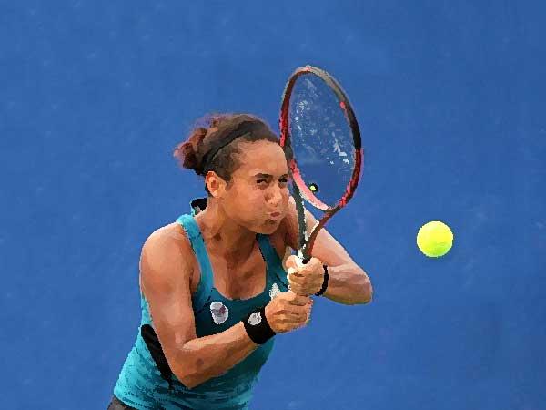 Gekreun bij tennis bepaalt winnaar volgens de universiteit van Sussex