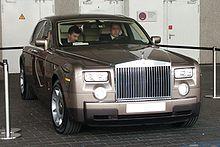 Top Gear's top 10 auto's van de laatste twintig jaar, Rolls-Royce Phantom