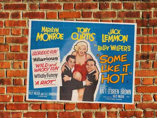 Beste komedie film is Some Like It Hot – de top 100 volgens de BBC