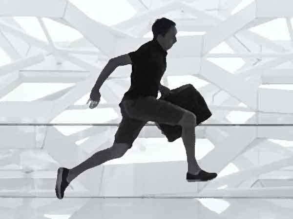 Rijken sporten meer in het weekeinde en zitten meer gedurende de werkweek