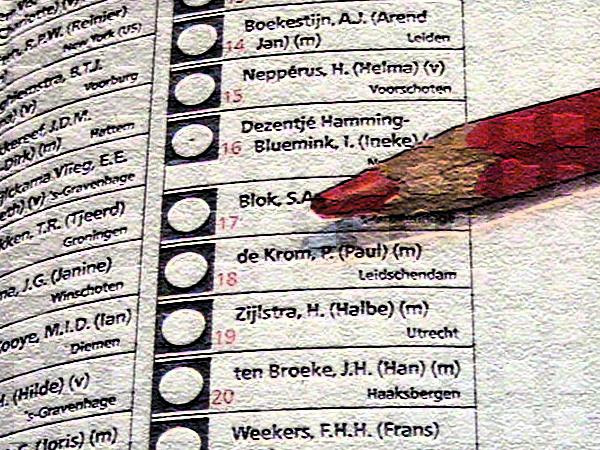Stemmers gelukkiger dan niet-stemmers zegt onderzoek van de Université de Montréal