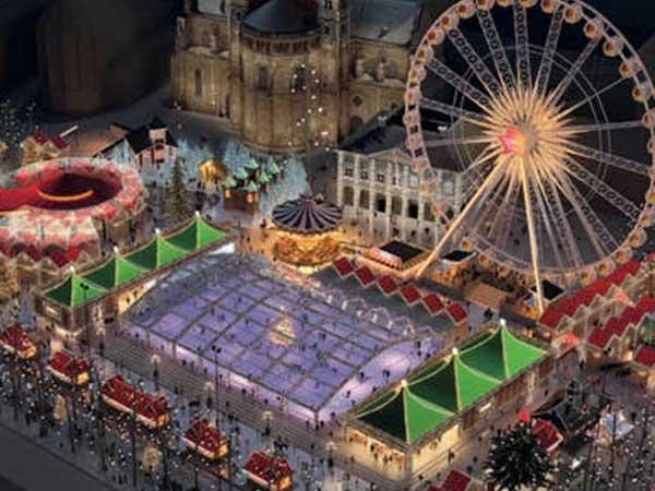 Leukste Kerstmarkt van Nederland is te vinden in Maastricht – De top 7 Kerstmarkten met data