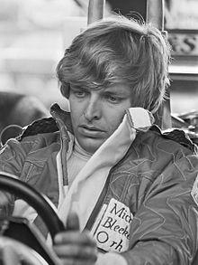 Michel Bleekemolen in 1977