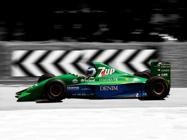 Mooiste Formule 1 auto ooit gemaakt is de Jordan 191 – Top 20 met geweldige beelden