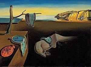 Salvador Dali - De volharding der herinnering / La persistència de la memòria - Salvador Dali - 1931