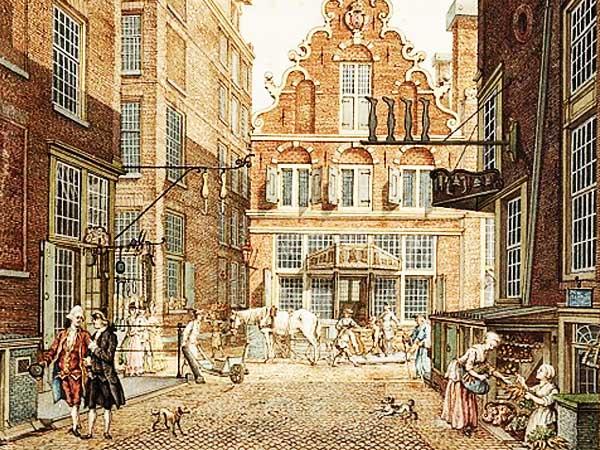 Duurste winkelstraat van Nederland is de Kalverstraat
