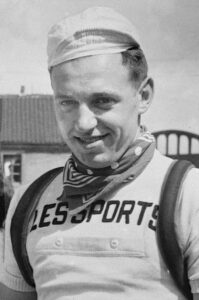 Edgard Sorgeloos in 1961