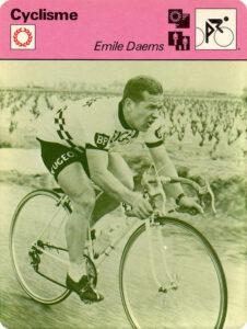 Emile Daems in 1963