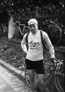Jean Aerts in Paris-Tours 1934
