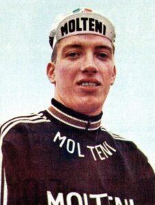 Joseph Bruyère in 1971
