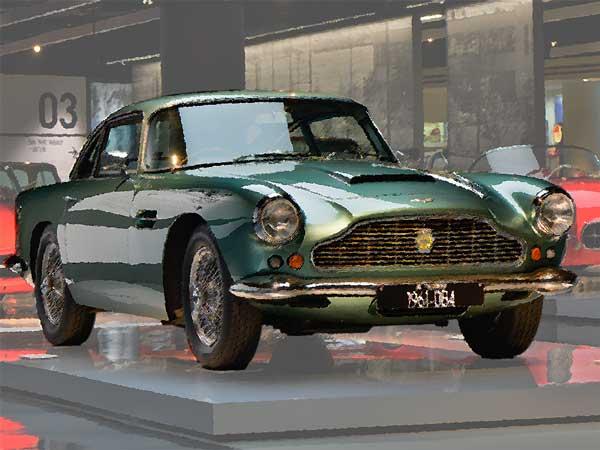 Snelste productieauto sinds 1950