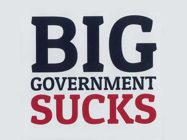 Hoe groter de overheid, hoe minder religieus het volk is