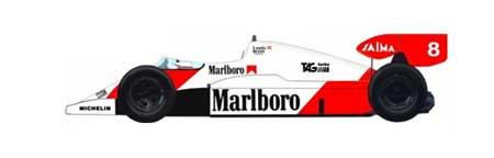 McLaren MP4/2