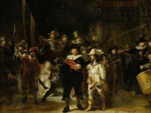 Rembrandt, De Nachtwacht 1642