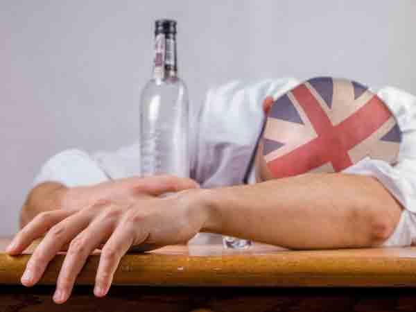 Grootse alcoholisten in Europa wonen in Groot-Brittannië – een top 13