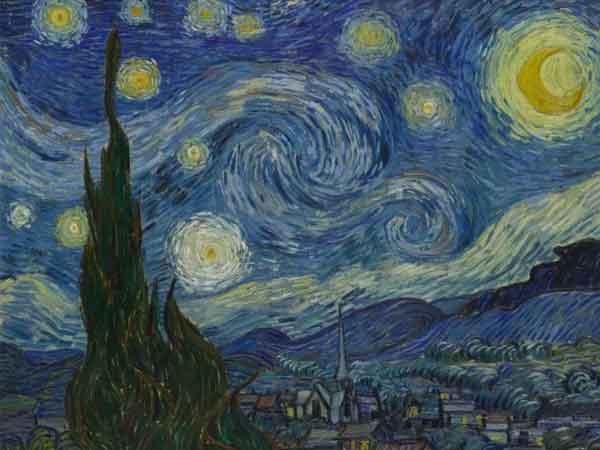 Beroemdste schilderijen van Vincent van Gogh –  De top 10